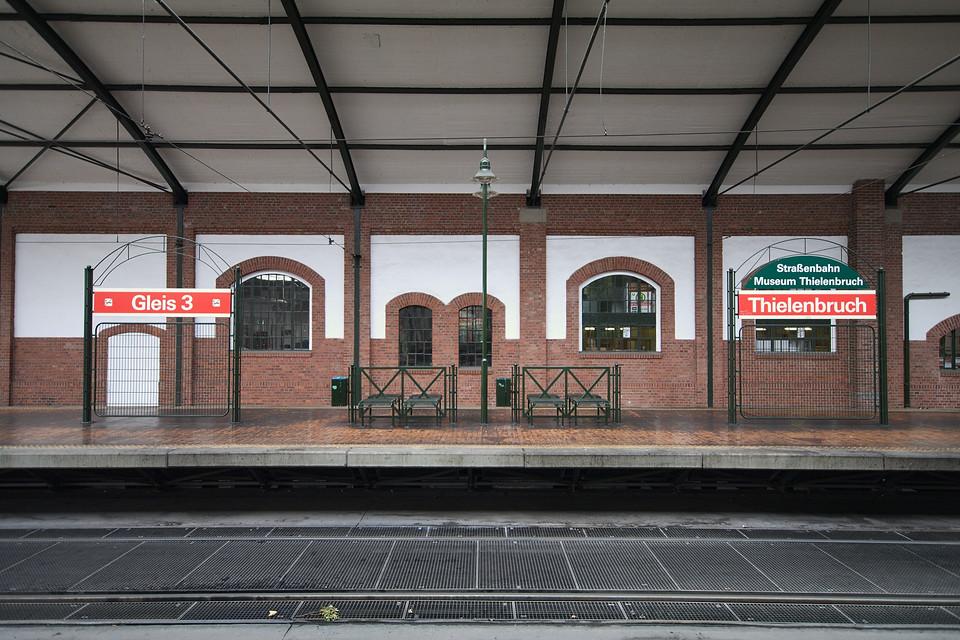 Gleis 3, Thielenbruch
