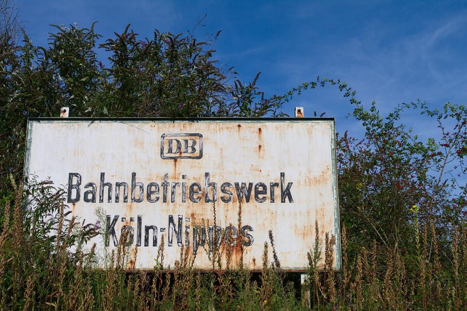 Bahnbetriebswerk Köln-Nippes