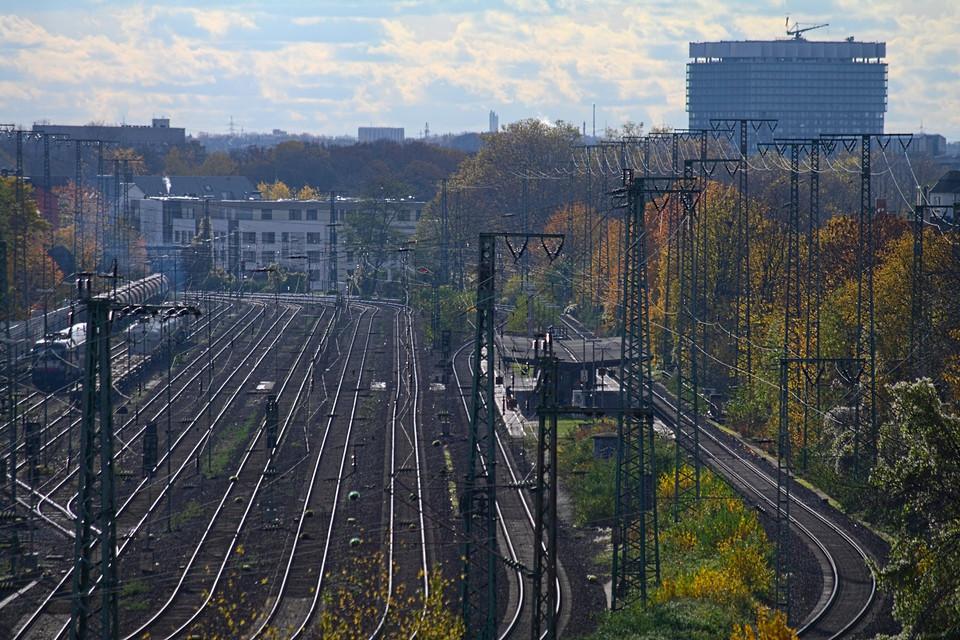 Bahnhof Köln-West