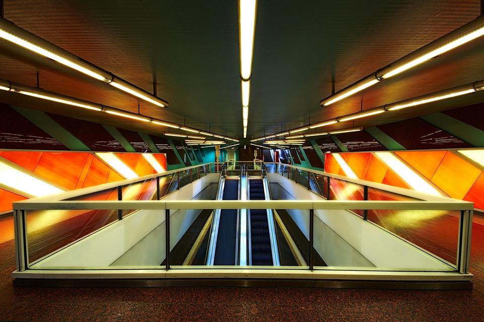 U-Bahn Körnerstraße