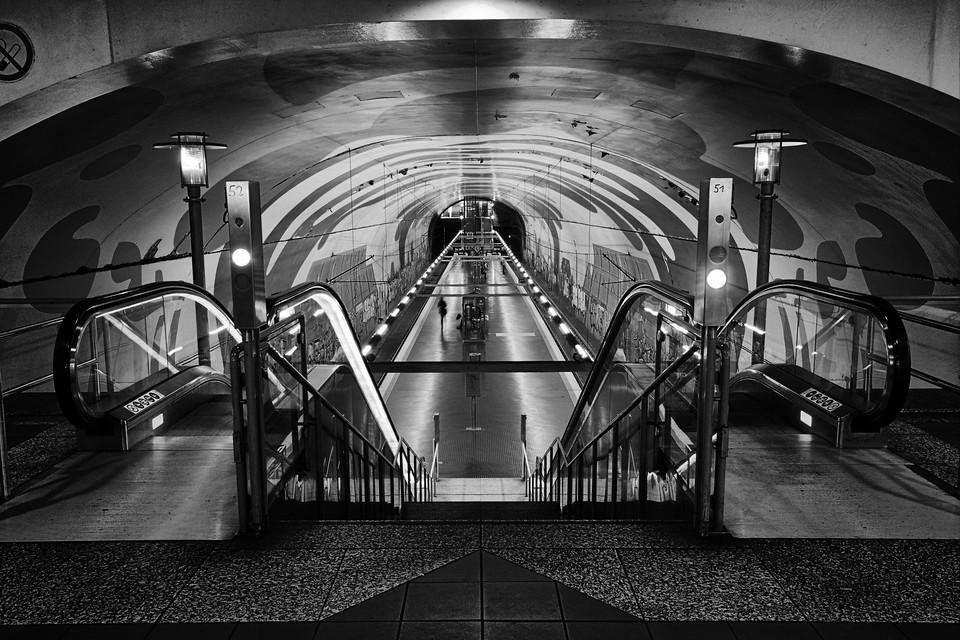 U-Bahn Leyendecker Straße