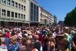 Menschenmenge CSD 2013