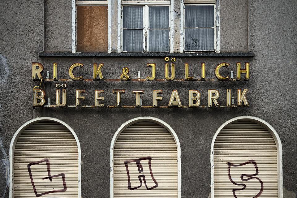 Rick & Jülich - Büfettfabrik