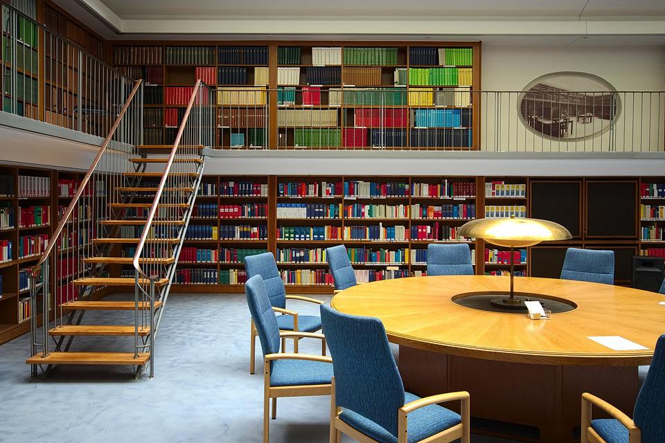 Bibliothek im OLG