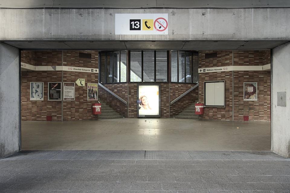 Haltestelle Escher Straße