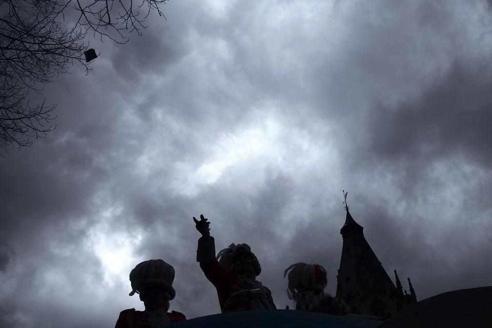 Karnevalswolken