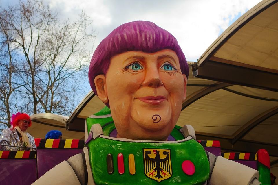 Buzz Merkel