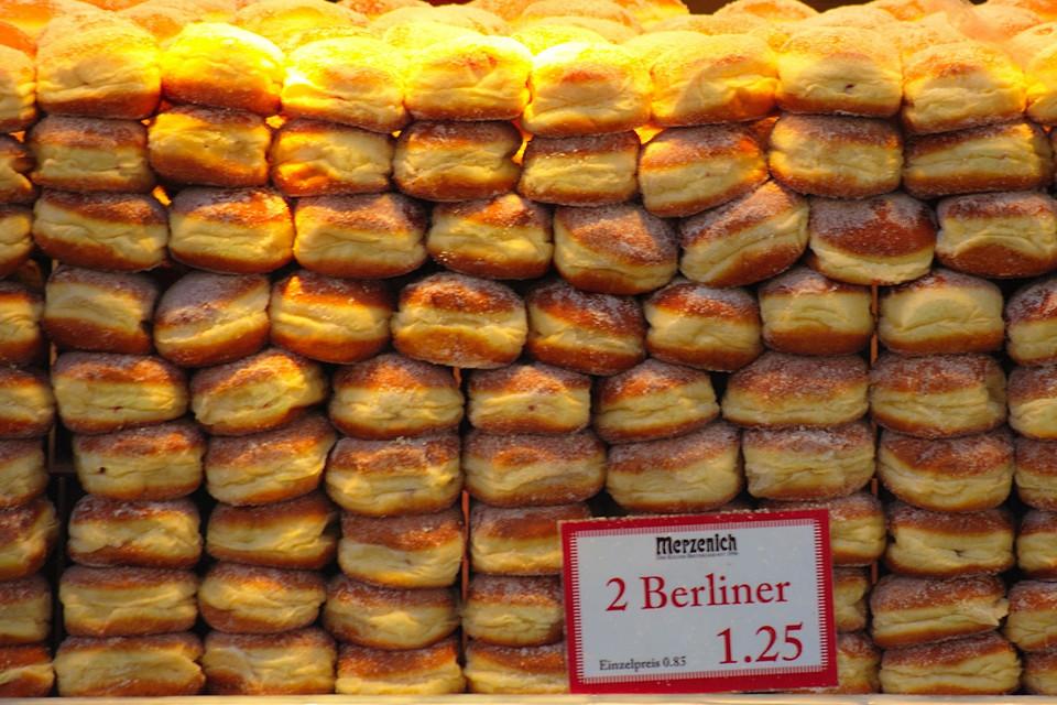 2 Berliner 1,25