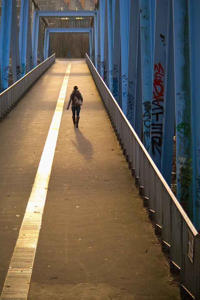 Über die Herkulesbrücke