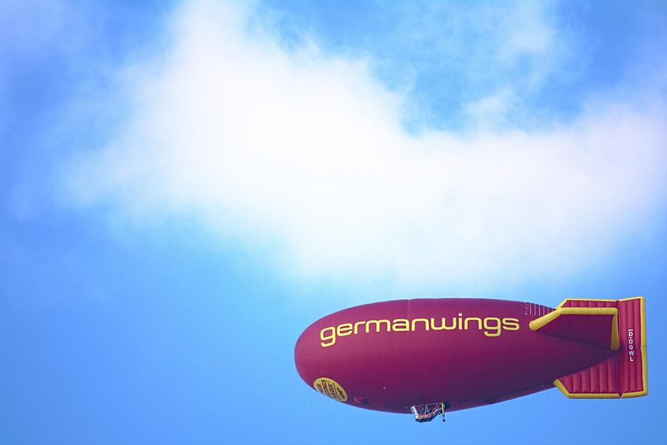 Germanwings Zeppelin